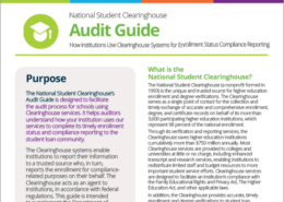Auditor's Guide