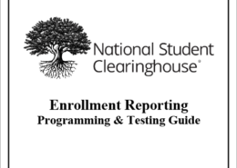 Enrollment Reporting Programming & Testing Guide