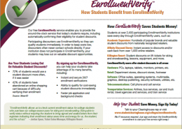 EnrollmentVerify Benefits Flyer