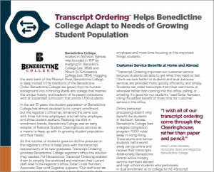 Case Study – Benedictine College