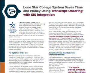 Case Study – Lone Star College System